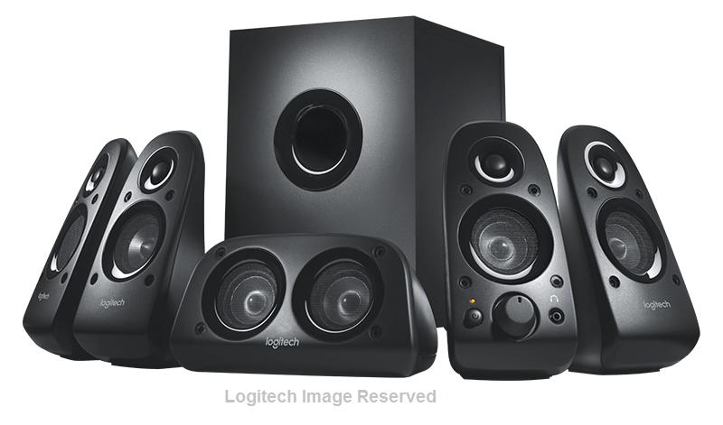Logitech-Z506-5.1-Channel-Surround-Sound-Multimedia-Speakers