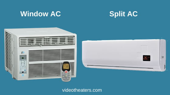 Differences between Window AC and Split AC