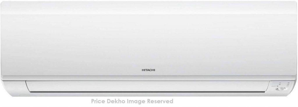 Hitachi 1.5 Ton 5 Star Inverter Split AC (Copper, KASHIKOI 5100x RSB518HBEA.Z White)