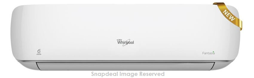 Whirlpool 1.5 Ton Inverter Split AC (Fantasia, White)