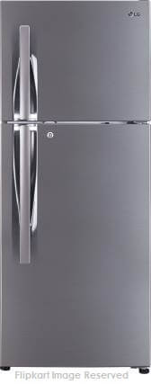 LG 260 L 4 Star Frost Free Double Door Refrigerator