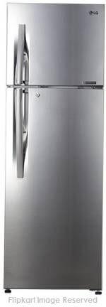 LG 335 L 4 Star Inverter Frost-Free Double-Door Refrigerator