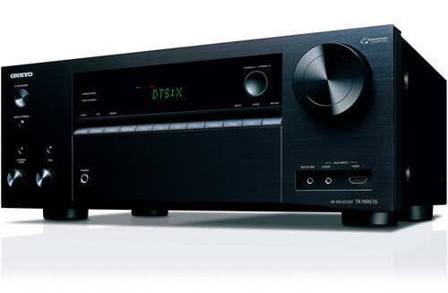 Onkyo TX-NR676 7.2 Channel Network AV Receiver