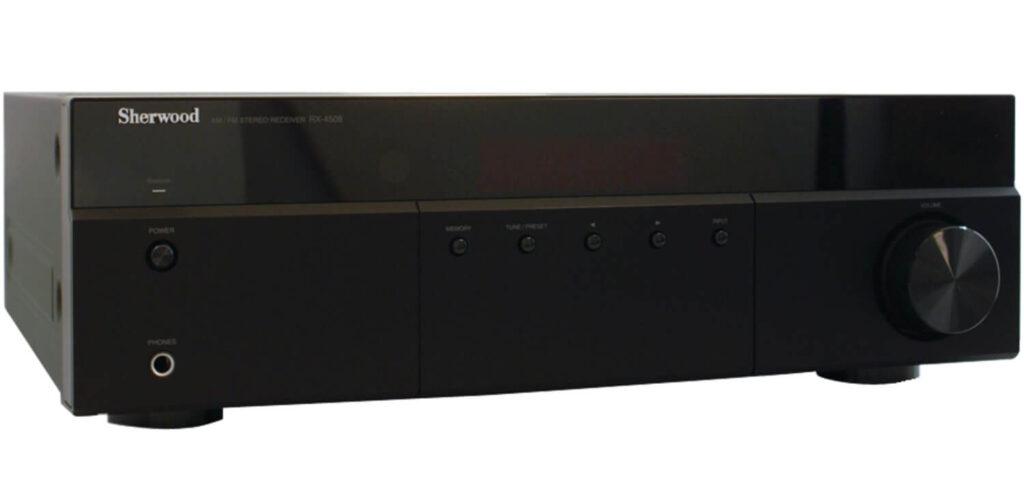 Sherwood RX4508 200W AMFM Stereo Receiver