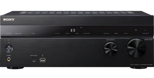 Sony STR-DN840 7.2 Channel 1050-Watt AV Receiver