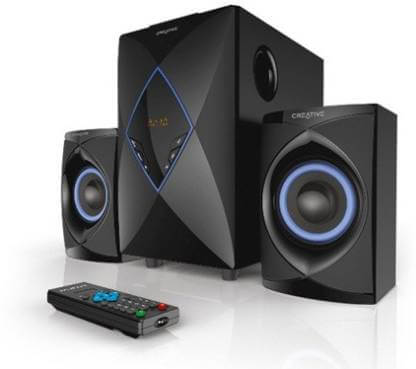 Creative SBS-E2800 2.1 High-Performance Speakers System