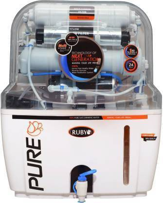 Ruby Economical Ro+ Uv+Tds Controller Multi-Stage Water Purifier