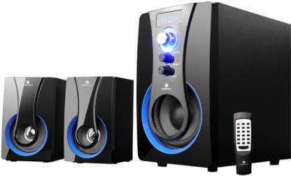 Zebronics Computer Multimedia 2.1 Speaker with Bluetooth