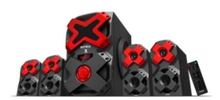 Intex Power SUFB 4.1 Channel Multimedia Speakers