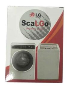 LG ScaLGo Descaling Powder for Washing Machine