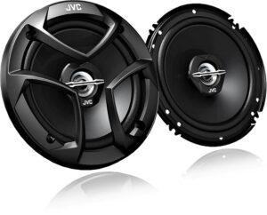 JVC CSJ620 300W 6.5 CS Series 2-Way Coaxial Car Speakers