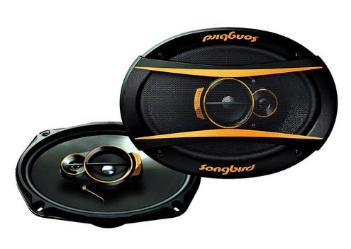 Songbird Super BASS Car Speakers