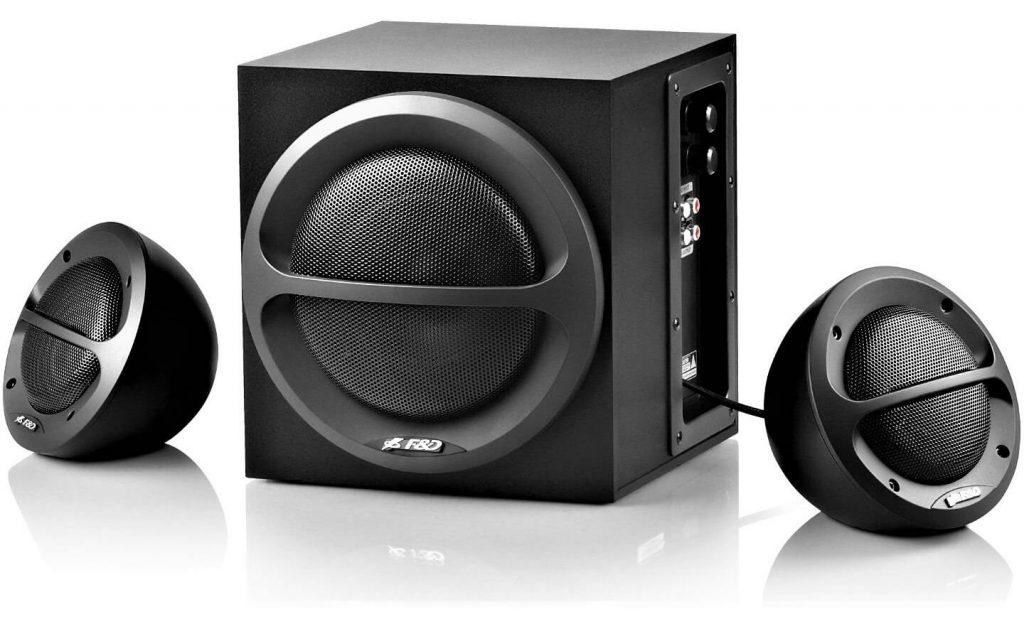 F&D A110 35W 2.1 Multimedia Speaker System