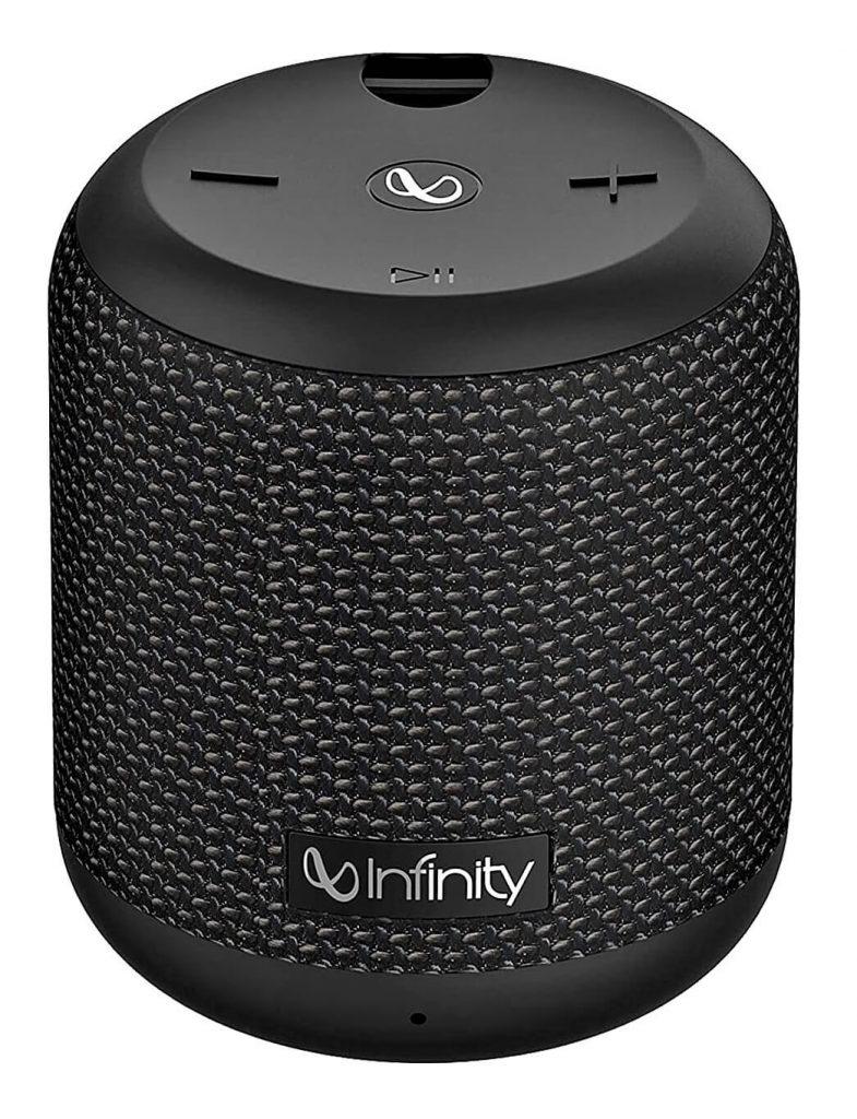 Infinity Fuze 100 by Harman, Wireless Portable Bluetooth Speaker