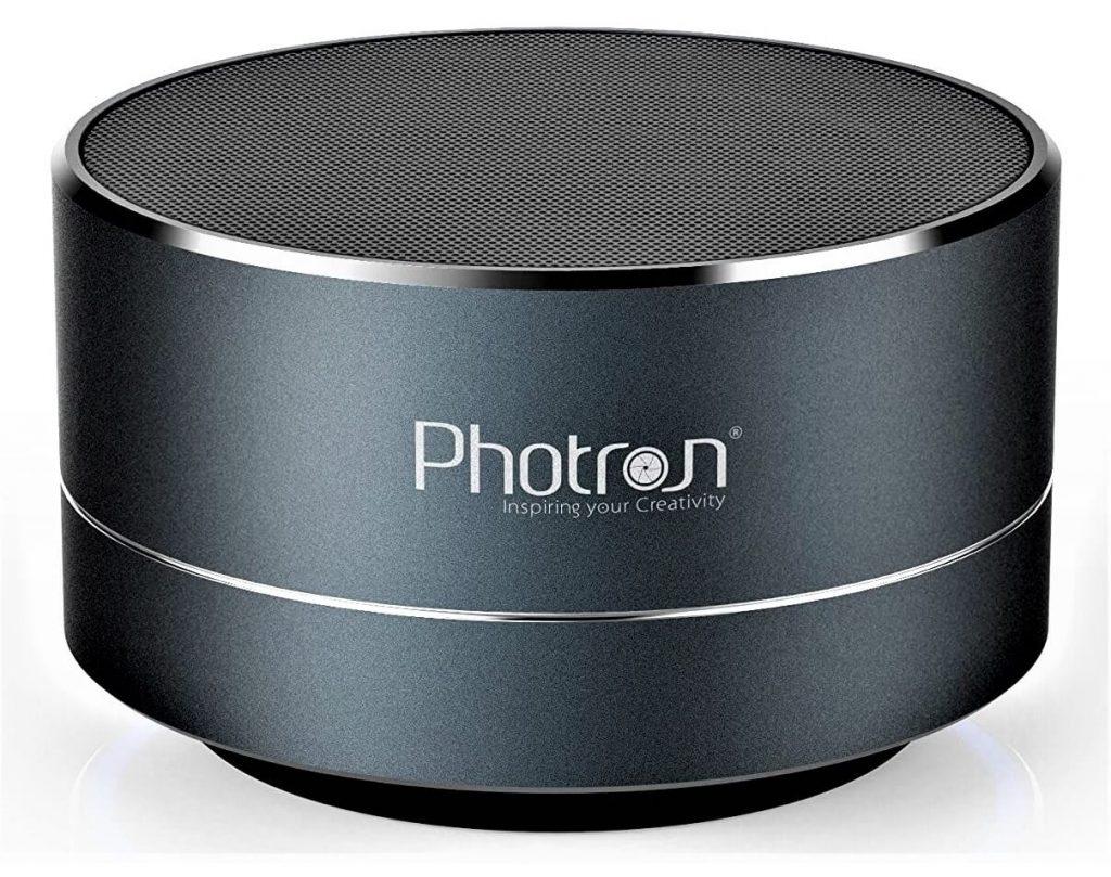 Photron P10 Wireless 3W Super Bass Portable Bluetooth Speaker