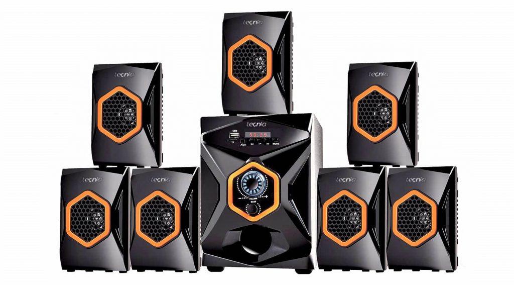 Tecnia Atom 702 Bluetooth 7.1 Home Theater System