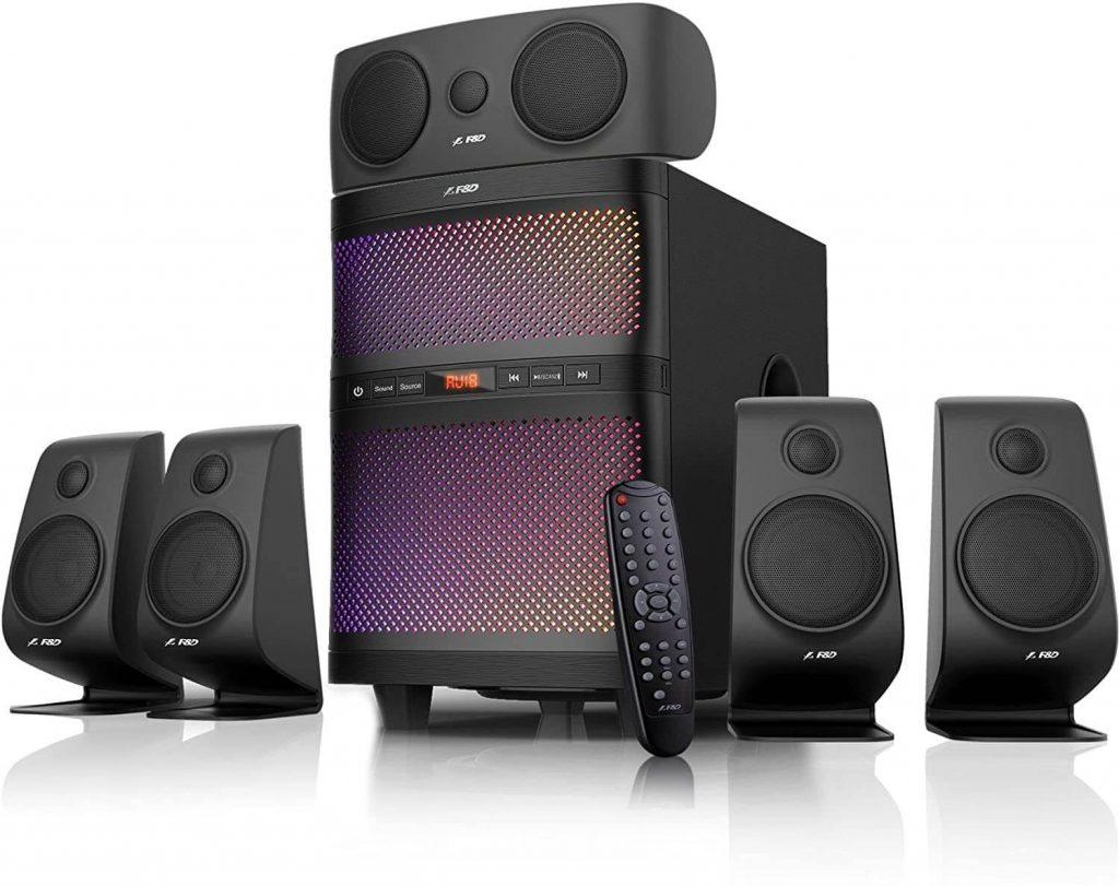 F&D F5060X 135W 5.1 Bluetooth Multimedia Speaker