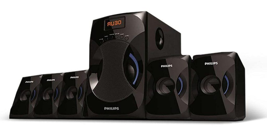 Philips 94 Multimedia Speakers System
