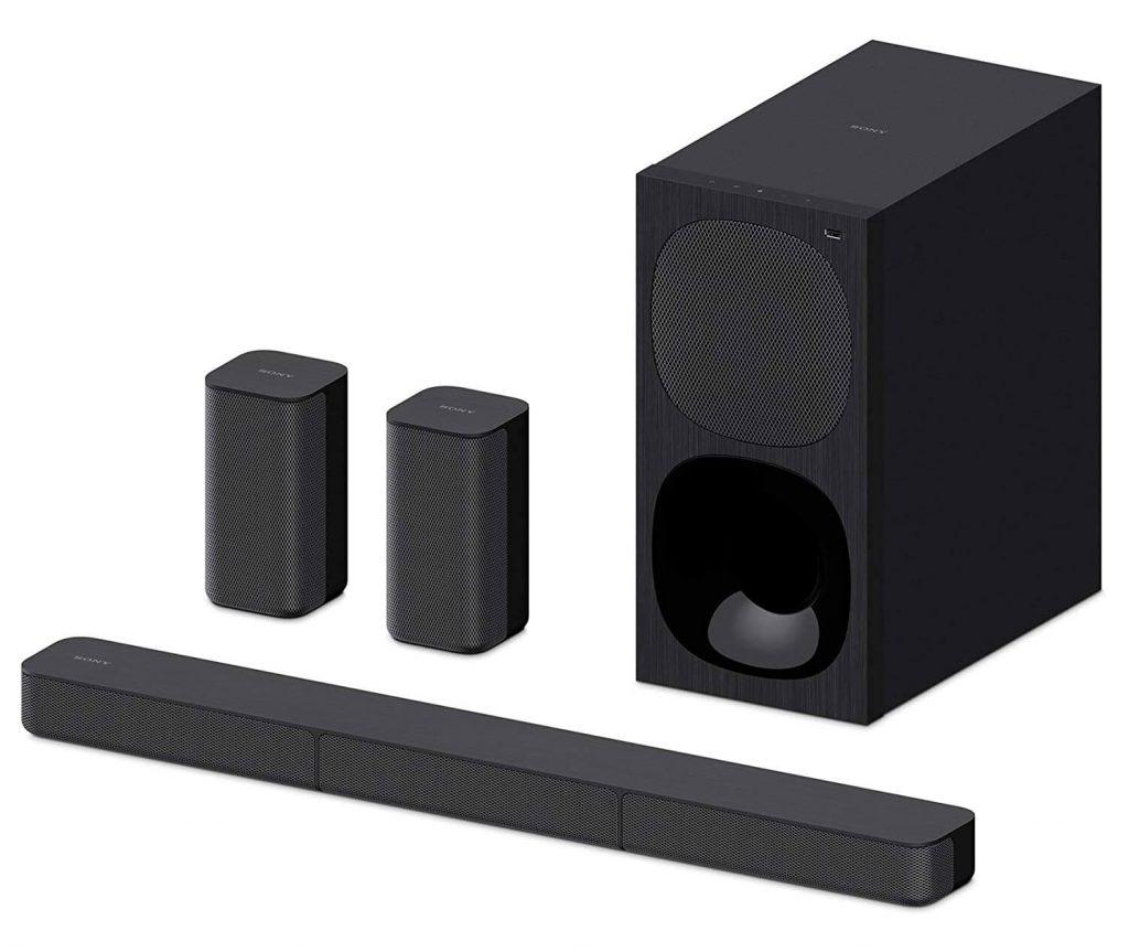 Sony HT-S20R 5.1ch Dolby Digital Soundbar Home Theatre System